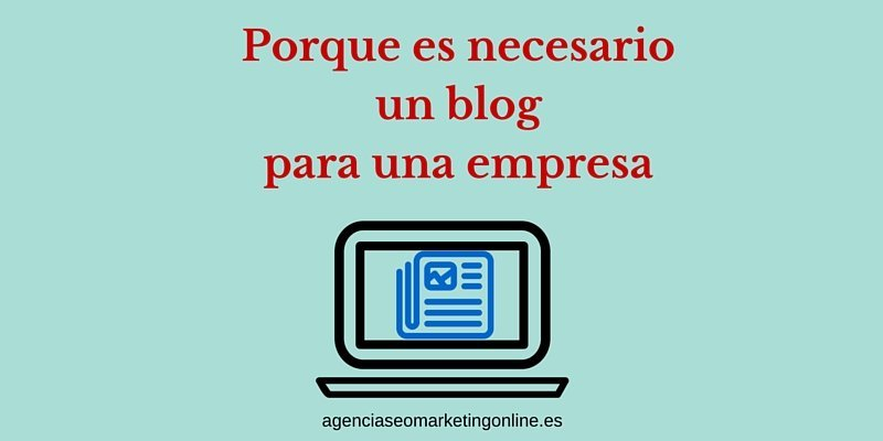 Blogs e Inbound Marketing para empresas