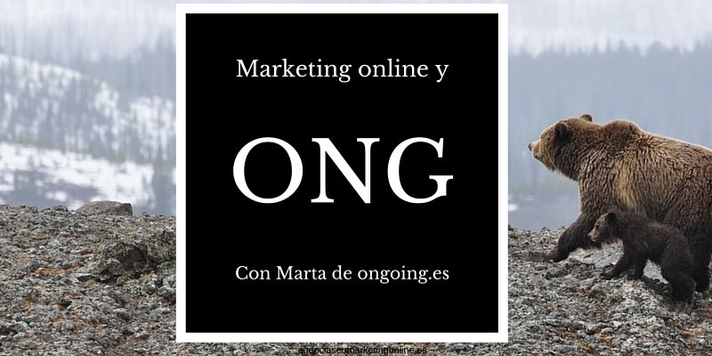 Marketing online para ONG